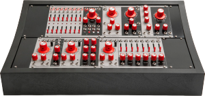 A fully assembled Verbos Eletronic System